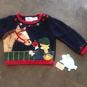 Hartstrings horse sweater